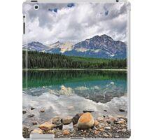 Patricia Lake, Jasper NP iPad Case/Skin