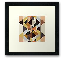 Abstract Pattern No. 5 Framed Print