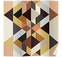 Abstract Pattern No. 5 Poster