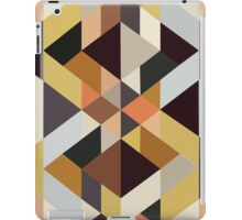 Abstract Pattern No. 5 iPad Case/Skin
