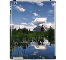 Vermillion Lakes, Banff NP iPad Case/Skin