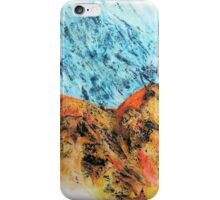 Arid Landscape iPhone Case/Skin