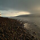Cloch Lighthouse by Louie Pastore