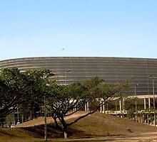 Cape Town Stadium by davridan
