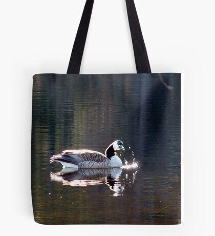 Water World - Sunbathing Tote Bag