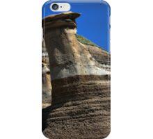 Hoodoos, Drumheller, Alberta, Canada iPhone Case/Skin