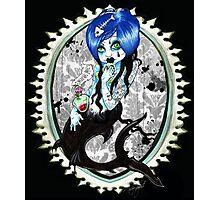 drink me mermaid Photographic Print
