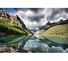 Lake Louise, Banff National Park Photographic Print