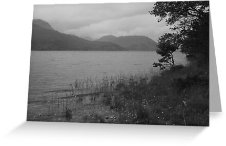 Loch Arkaig by WatscapePhoto