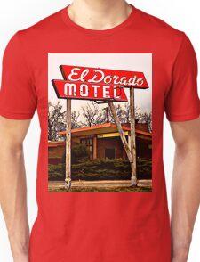 El Dorado Motel T-Shirt Unisex T-Shirt