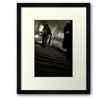 La Femme Framed Print