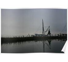The Shrimp Trawler Poster