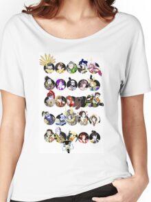 Musou Musou Women's Relaxed Fit T-Shirt