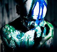 La Vie et Bleu en Vert by Vlad Savin