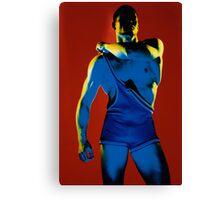 Marvel Men 01 Canvas Print