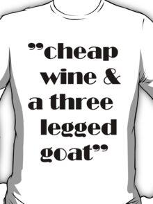 cheap wine T-Shirt