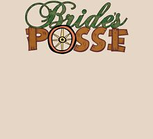 Bride's Posse Womens Fitted T-Shirt