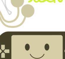 Kawaii Technology Sticker
