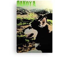 Dakota Canvas Print