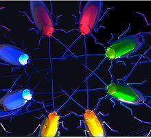 We're Talking Antennae Here by Ann Morgan