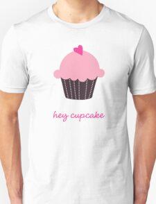 Hey Cupcake Unisex T-Shirt
