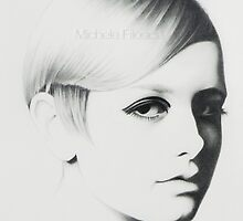 Twiggy #2 by Michele Filoscia