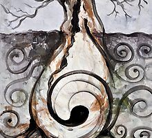 Tree of Desire by Stella  Shube As