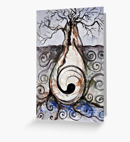 Tree of Desire Greeting Card