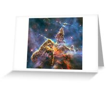 nebula3 Greeting Card