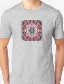 Pink Fractured T-Shirt