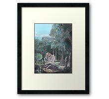 Eve (revisited) Framed Print