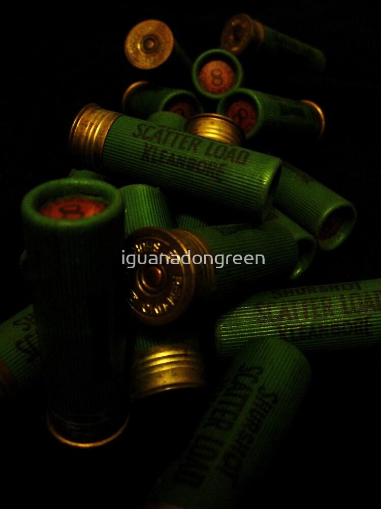 Scatter Loads  by iguanadongreen
