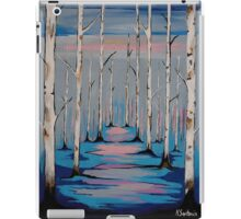 Nature And The Blues iPad Case/Skin