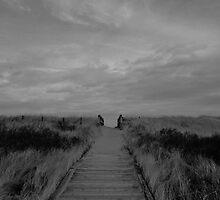 Boardwalk by Kathleen   Sartoris