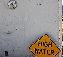 High Water in the Desert Heat by Julia Washburn