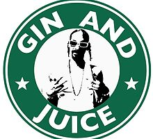 'Sipping on Gin and Juice' by benenen