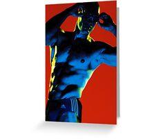 Marvel Men 03 Greeting Card
