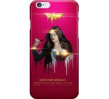 Wonder Woman - Concept Art 1 iPhone Case/Skin
