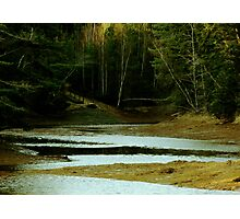 Quiet Cove Photographic Print