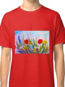 spring  garden Classic T-Shirt