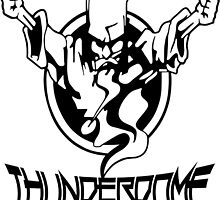 Thunderdome Logo by KevinStefanoni
