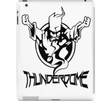 Thunderdome Logo iPad Case/Skin
