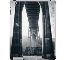 Under St. John's Bridge iPad Case/Skin