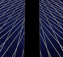 Bridge Pylon for Barnett Newman by Daniel Owens