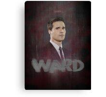 Agent Grant Ward Canvas Print