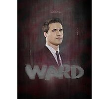 Agent Grant Ward Photographic Print