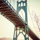 St. John's Bridge by comeinalone