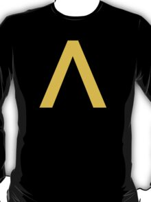 Axwell Ingrosso (Yellow ink) T-Shirt