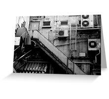 Akihabara alley - Tokyo Japan Greeting Card
