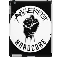 Angerfist Logo iPad Case/Skin